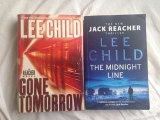 Lee Child Bundle