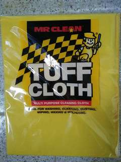(Free NM) Tuff cloth