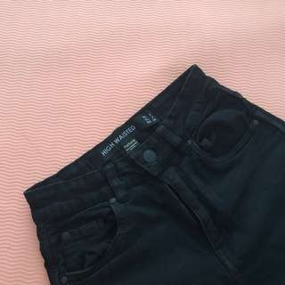 Factorie black jeans