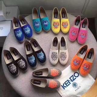 Ladies Kenzo Espadrilles Shoes