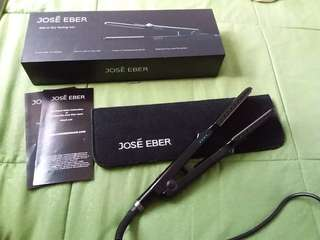 Jose Eber Hair Straightener with Hair Iron Heat Mat -Authentic