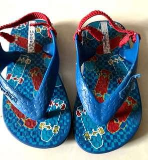 Ipanema Baby Slippers