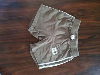 Carters Brown Shorts