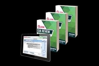 Certified Internal Auditor - Gleim test bank - part 3