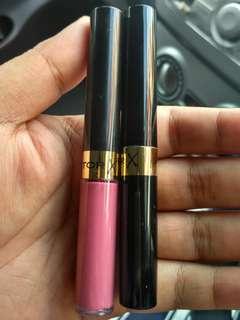 Lipstik matte 24 hours max factor shade 055