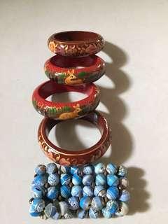 Bracelet & Bangles (Bundle Deal)