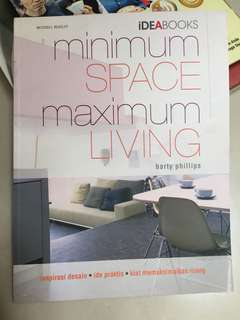 Minimun space maximum living - Mitchell Beazley