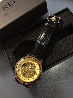 Lord authentic men dress watch from UK