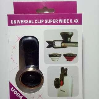 Universal Clip Super Wide