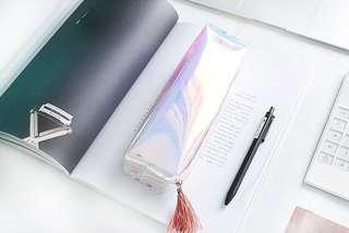 [PO] holographic pencil case
