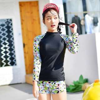 Swimwear Long sleeve