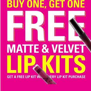 KYLIE BUY ONE GET ONE PO OROGINAL USA