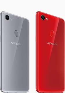 New Oppo F7 credit