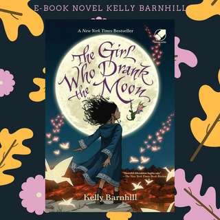 PREMIUM : E-BOOK PDF NOVEL The Girl Who Drank The Moon