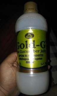 gold gamat