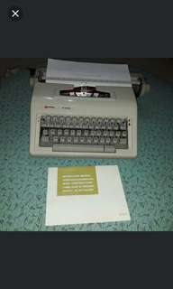 vintage Germany Triump Adler Royal typewriter