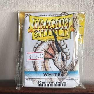Card sleeve (white)
