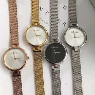 original CalvinKlein woman watch