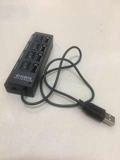 💻電腦USB擴充器