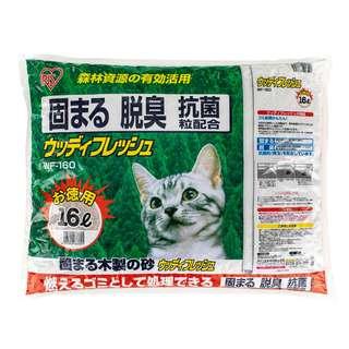 costco線上代購 #578534 Iris 消臭抗菌貓砂 16公升