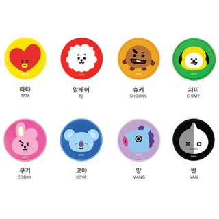 Official BT21 Phone stand