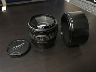(Used) Canon EF 50mm F1.4