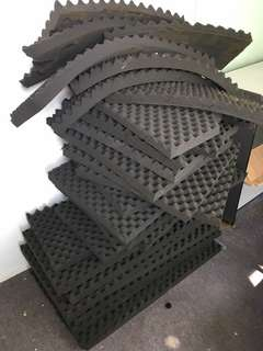 Used Acoustic foam
