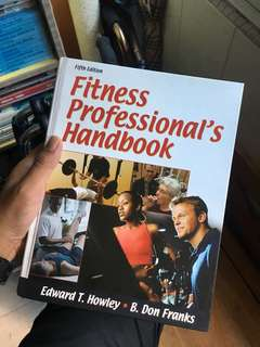 FITNESS PROFESSIONAL BOOK