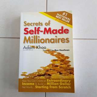 BN Secrets of Self-made Millionaire by Adom Khoo