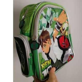 Ben 10 Bag for preschool boy