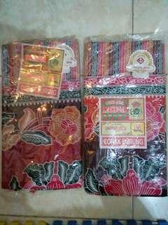 Selendang gendong batik Mahkota unggul jaya