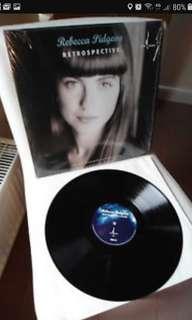 Mint 2007 Pressed Rebecca Pidgeon Retrospective 180g Vinyl LP