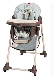 Graco Cozy Dinette Highchair
