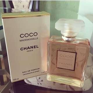 Chanel Coco Mademoiselle Original Box