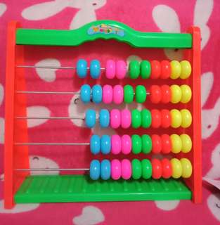 Abacus for toddler