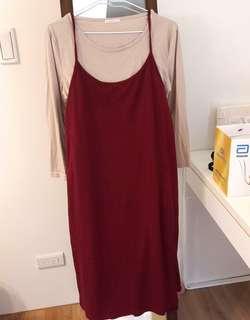 孕婦裝連身套裝