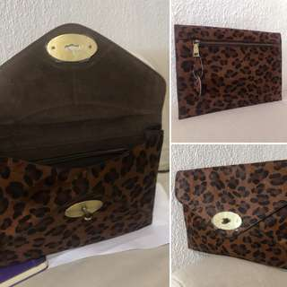Envelope- flap Clutch