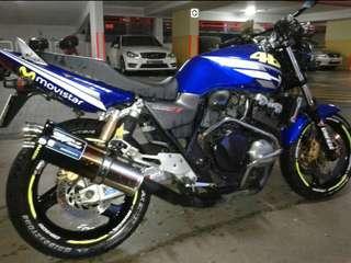 HONDA CB400 Spec3