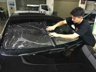 Eco Tint car film