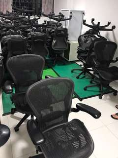 Promotion : Year 2016 herman Miller aeron chair