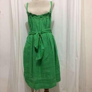 PRELOVED 100% Authentic ZARA Linen Dress