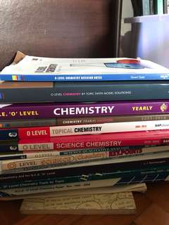 O Level science books