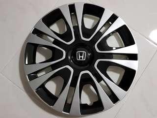 """New 15"""" Set of 4 Wheel Hub Cover for Honda"""