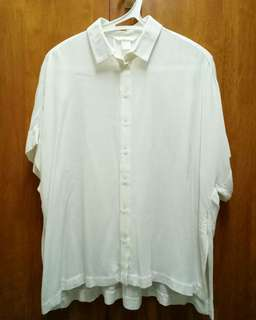 (New) H&M Loose Blouse #ramadan50