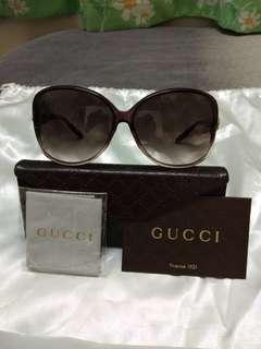 Authentic Gucci Sunglasses GG3525