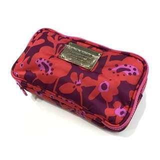 🚚 VOVAROVA 裝不滿空氣包/艷彩紅💄多功能化妝小包