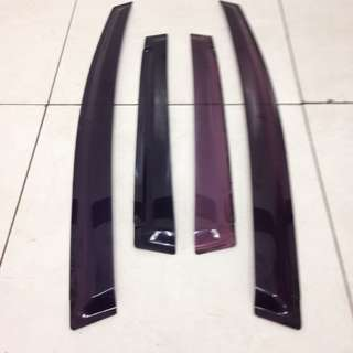 Honda Fit GE6 Window Visor (AS2618)