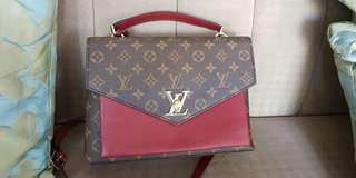 Preloved LV Lockme 2