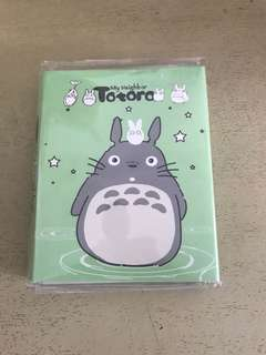 BN Totoro Post It Pad