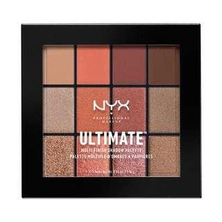 Ultimate Eyeshadow Warm Rust